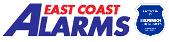 East Coast Alarms logo